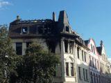 Großbrand: Mehrfamilienhaus nicht mehr Bewohnbar