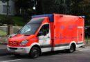 [SG] Schwer verletzter Senior nach Unfall in Solingen