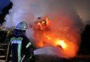 [RS] Erneut brennen Strohballen – Tatverdächtige Festgenommen