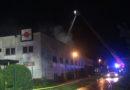 [SG] Brand eines Gewerbebetriebes in Gräfrath