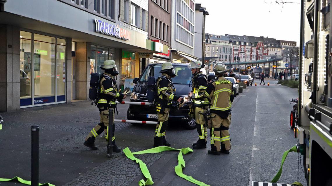 Brand In Düsseldorf Aktuell