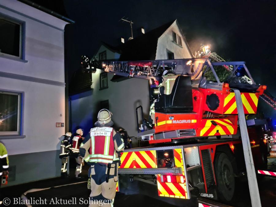 Feuer Solingen (3)