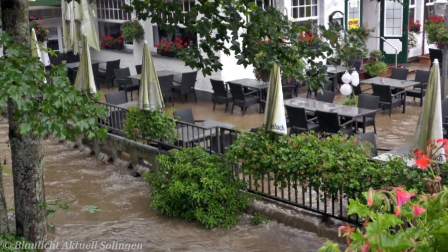 Hochwasser Solingen-5
