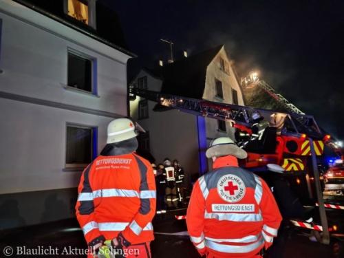 Feuer Solingen (2)