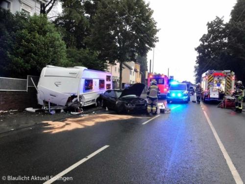 Unfall Weyerstrasse (1)